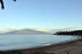 West Maui in the morning glow