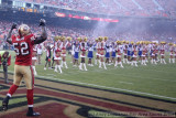 San Diego Chargers at San Francisco 49ers