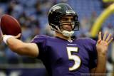 Jacksonville Jaguars at Baltimore Ravens
