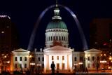 St. Louis at Night