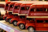 Mini Double Decker buses