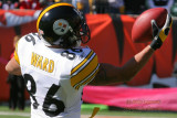 Pittsburgh Steelers WR Hines Ward