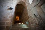 The Corridors of Le Mont Saint-Michel