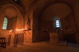 Inside Le Mont Saint-Michel