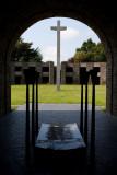 German cemetery, Mont-de-Huisnes