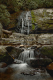 Water Fall   (On the way to Cades Cove)