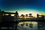The beach Abu Dhabi