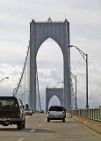 Bridge to Newport, Rhode Island