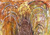 Fall Tree Abstract 09