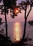 Sunset  Lusby Maryland