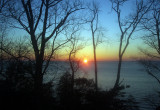 Sunrise  in Lusby Maryland
