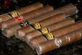 Prepared for stogie night