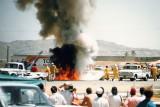 IMSA GTP 1986 crash 1