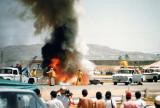 IMSA GTP 1986 crash 2