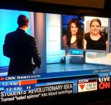 Lauren on CNN both 5/6/10