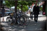Bikes & Pedestrians