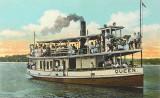 Steamer Queen 1920's