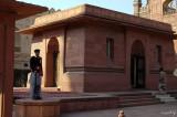 Iqbal's  Mausoleum