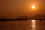 Cheung Chau sunset - 3338
