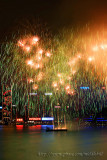 2010.02.15 - Fireworks Display in Victoria Harbour