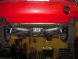 Enthuzacar V8R exhaust
