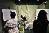 artist's open studio