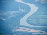 Monocacy and Potomac rivers meet