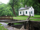 Lock 11 and lockhouse