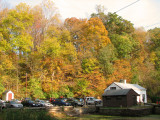 Autumn at Swains lock