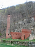 Remains of Cement Mill with WMRT in the background