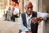 Man smoking - Esfahan