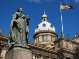 Queen Victoria and Council House