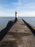 Breakwater and lighthouse, Porthcawl