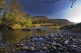 Mouth of River Elan