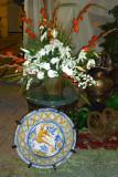 nerja plaza display