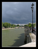 Paris Plages: night and day