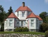 The Ephraim Shay home Harbor Springs, MI