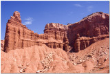 Grand Staircase/Escalante National Monument and Capitol Reef National Park