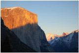 Yosemite National Park December 2007