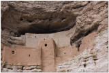 Montezumas Castle National Monument  Arizona