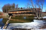 Perrine Covered BridgeFebruary 15, 2009