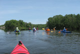 Kayaking Hudson RiverMay 11, 2010