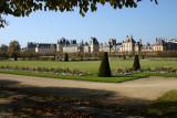 Fontainebleau in Autumn