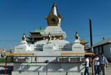 Stupa near Gandan Monestary