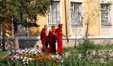 Buddhist monks, Gandan Monestary