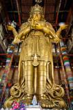 Statue of Migjid Janraisig