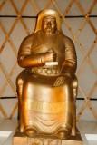 Statute of Chinggis Khaan, National History Museum