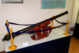 Yak-mounted canon, National History Museum
