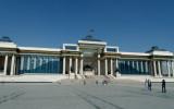 Parliament House, Sukhbaatar Square