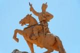 Statute of Sukhbaatar, Sukhbaatar Square